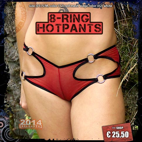 8-Ring Hotpants